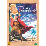 The Ten Commandments (DVD)