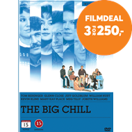 Produktbilde for The Big Chill (DVD)
