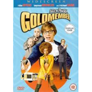 Austin Powers In Goldmember - Mannen Med Det Gyldne Lem (UK-import) (DVD)