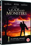 Gods And Monsters (UK-import) (DVD)