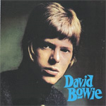 David Bowie (VINYL - 2LP - Remastered)