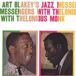 Produktbilde for Art Blakey's Jazz Messengers With Thelonious Monk (VINYL)