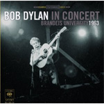 Bob Dylan In Concert - Live At Brandeis University 1963 (VINYL - 180g)