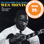 Produktbilde for The Incredible Jazz Guitar Of Wes Montgomery (USA-import) (VINYL)