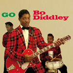 Produktbilde for Go Bo Diddley (VINYL)