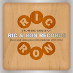 "From The Vaults Of Ric & Ron Records (VINYL - 10 x 7"")"