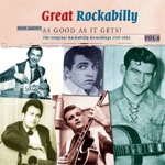 Great Rockabilly: Just About As Good As It Gets! (VINYL - 2LP)