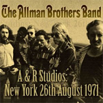 A&R Studios New York 26th August 1971 - Limited Edition (VINYL - 140g - 2LP)