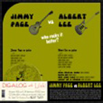 Produktbilde for Jimmy Page vs. Albert Lee (VINYL - 180 gram)