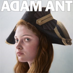 Produktbilde for Adam Ant Is The BlueBlack Hussar In Marrying The Gunner's Daughter (VINYL - 2LP)