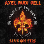 Produktbilde for Live On Fire - Circle Of The Oath Tour 2012 (VINYL - 3LP)
