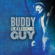 Produktbilde for Live At Legends (USA-import) (VINYL - 2LP)