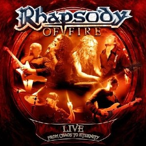 Live - From Chaos To Eternity (VINYL - 3LP)