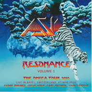 Resonance - The Omega Tour 2010: Live In Basel Switzerland Vol. 1 (VINYL - 2LP - 180 gram - Blå)