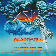Resonance - The Omega Tour 2010: Live In Basel Switzerland Vol. 2 (VINYL - 2LP - 180 gram - Hvit)
