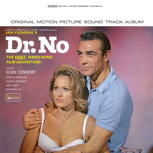 Dr. No - James Bond (VINYL)
