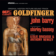 Goldfinger - James Bond (VINYL)