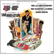 Live And Let Die - James Bond (VINYL)