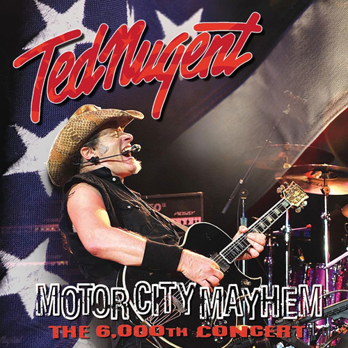 Motor City Mayhem - The 6000th Show - Limited Edition (VINYL - 3LP - 140 gram - Rød)