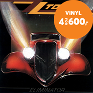Produktbilde for Eliminator (VINYL - 180 gram)
