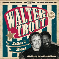 Produktbilde for Luther's Blues - A Tribute To Luther Allison (VINYL)