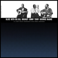 Blues With Big Bill Broonzy, Sonny Terry, Brownie McGhee (VINYL - 180 gram)