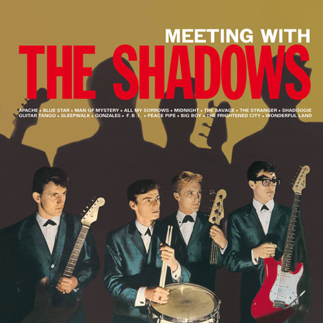 Meeting With The Shadows (VINYL - 180 gram + CD)