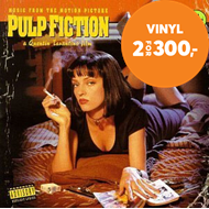 Produktbilde for Pulp Fiction (VINYL)