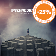 Produktbilde for Night Visions (VINYL)