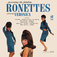 Presenting The Fabulous Ronettes Featuring Veronica (VINYL - Mono)