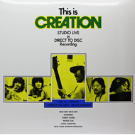 This Is Creation – Studio Live In Direct-To-Disc-Recording (VINYL)