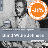 Produktbilde for The Rough Guide To Blind Willie Johnson (VINYL - 180 gram)