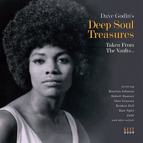 Dave Godin's Deep Soul Treasures - Taken From The Vaults... (VINYL)