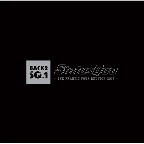 Back 2 SQ1: The Frantic Four Reunion 2013 - Live In Glasgow (VINYL - 2LP)