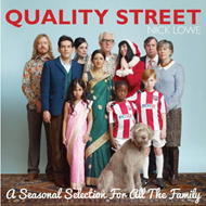 Produktbilde for Quality Street - A Seasonal Selection For All The Family (VINYL)