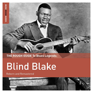 The Rough Guide To Blind Blake (VINYL - 180 gram)