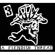 A Fiendish Threat (VINYL - 2LP)