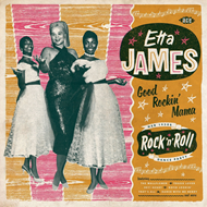 Good Rockin' Mama - Her 1950's Rock N Roll Dance Party (VINYL - 180 gram)