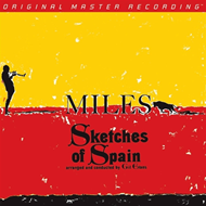Produktbilde for Sketches of Spain (Mobile Fidelity) (VINYL - 180 gram)
