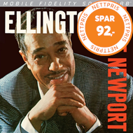 Produktbilde for Ellington at Newport (Mobile Fidelity) (VINYL - Mono)