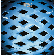 Produktbilde for Tommy (VINYL - 2LP- 180 gram)