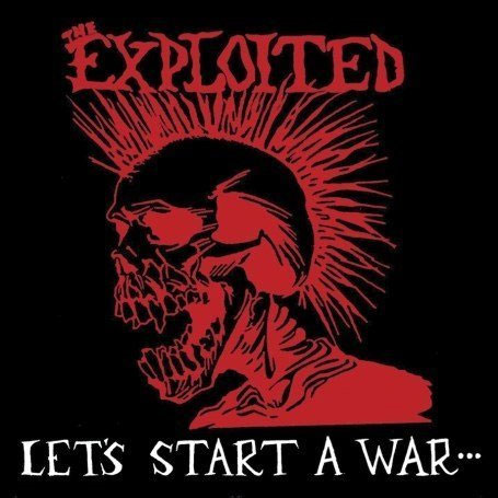 Let's Start A War - Limited Edition (VINYL - 140 gram - Rød)