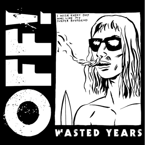 Wasted Years (VINYL)