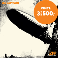 Produktbilde for Led Zeppelin (VINYL - 180 gram - Remastered)