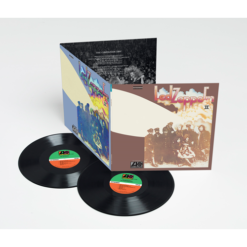 Led Zeppelin II - Deluxe Edition (VINYL - 2LP - 180 gram - Remastered)