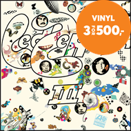 Produktbilde for Led Zeppelin III (VINYL - 180 gram - Remastered)