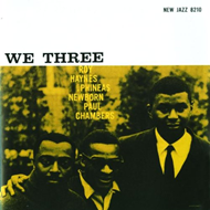We Three (VINYL + MP3)