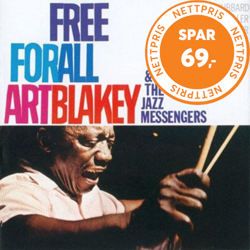 Free For All (USA-import) (VINYL + MP3)