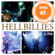 Produktbilde for Levande LIVe (VINYL - 2LP + CD + DVD)