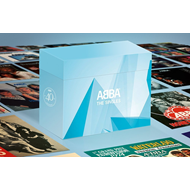 "ABBA: The Singles - Limited Edition (VINYL - 7"" x 40)"